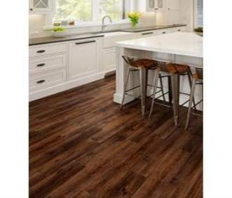 Tarkett ProGen luxury vinyl plank water resistant Brushed Pine Sorrel