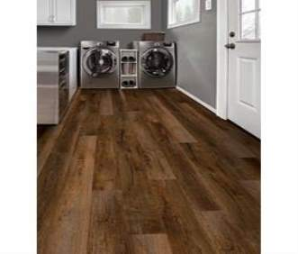 Tarkett ProGen luxury vinyl plank water resistant Milled Oak Copper
