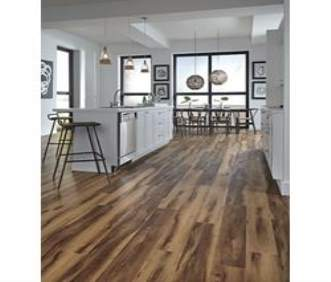 Tarkett ProGen luxury vinyl plank water resistant Pacific Madrone Natural
