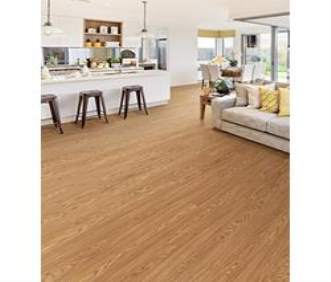 Tarkett ProGen luxury vinyl plank water resistant Red Oak Ginger