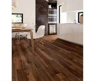 Tarkett ProGen luxury vinyl plank water resistant Stained Maple Carmine