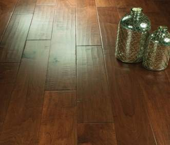 Hallmark Flooring Chaparral Cinch Walnut