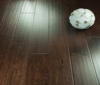 Hallmark Flooring Chaparral Rustler Maple