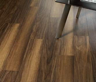 hallmark luxury vinyl Plank Polaris Argo Walnut POARG6W5MM