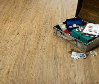 hallmark luxury vinyl Plank Polaris Raleigh Oak PORAL6O5MM
