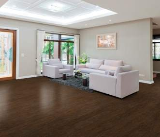 hallmark luxury vinyl Plank Sierra Madre Terret Walnut SMTER7W3MM