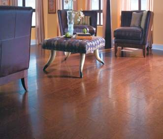 Harris Wood flooring Distinctions Collection American Cherry Cognac HE2033AC50