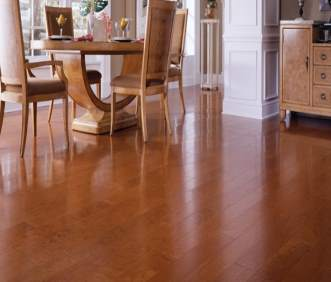 Harris Wood flooring Distinctions Collection American Cherry Sagebrush HE2032AC50