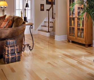 Harris Wood flooring Distinctions Collection Hickory Natural HE2011HK50