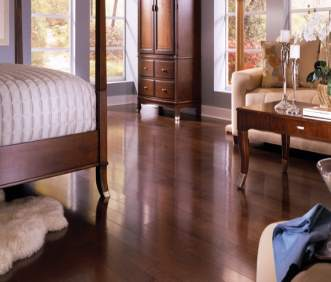 Harris Wood flooring Distinctions Collection Maple Dark Mustang HE2004MP50
