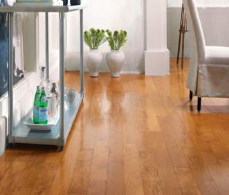 Harris Wood flooring Distinctions Collection Rustic Pecan Golden HE2022PE50