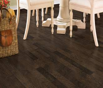 Harris Wood flooring Foothills Collection Hickory Bronzed Sandstone HE2452