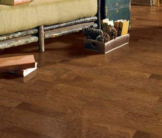 Harris Wood flooring Foothills Collection Hickory Copper Rock HE2451