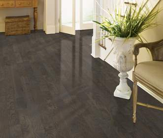 Harris Wood flooring Foothills Collection Hickory Silver Moss HE2453