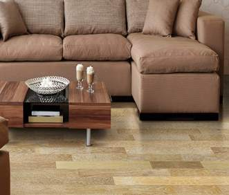 Harris Wood flooring Foothills Collection White Oak Tumbled Pebble HE2450
