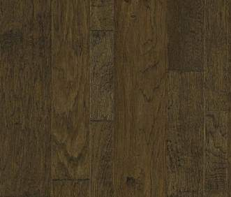 Harris Wood flooring Highlands Collection Hickory Umber HE2352