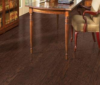 Harris Wood flooring Homestead Collection Red Oak Cinnamon HE2434 HE2404