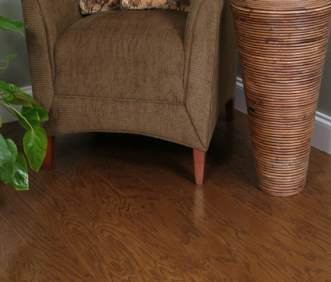 Harris Wood flooring Harris One Collection Red Oak Dark Gunstock HE1032 HE1002