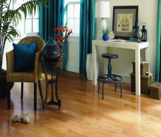 Harris Wood flooring Harris One Collection Red Oak Natural HE1000 HE1030