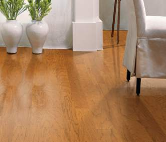 Harris Wood flooring Harris One Collection Vintage Hickory caramel HE1201