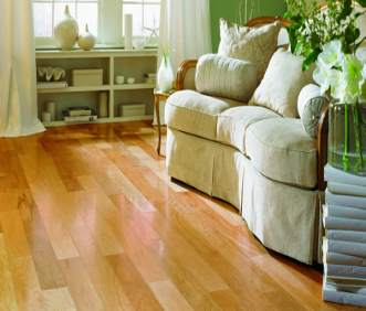 Harris Wood flooring Harris One Collection Vintage Hickory Natural HE1200