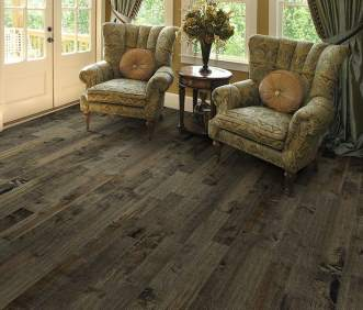 Hallmark Flooring Heirloom Morning Mist Maple