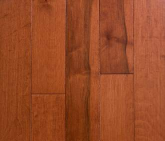 Moosewood Flooring Cherry Maple