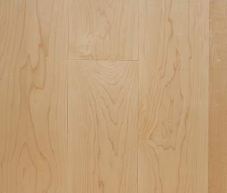 Moosewood Flooring Maple Natural Clear