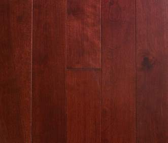 Moosewood Flooring Merlot Birch