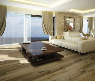 Hallmark Flooring Organic Engineered Chai Oak
