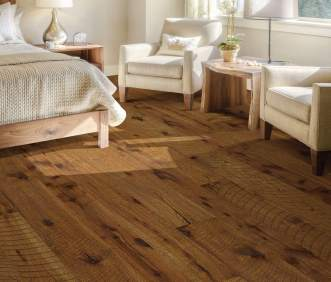 Hallmark Flooring Organic Engineered Chamomile Hickory