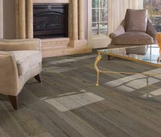 Hallmark Flooring Organic Engineered Earl Grey Oak