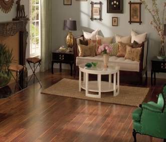 Quick Step Veresque Burnished Walnut U1415