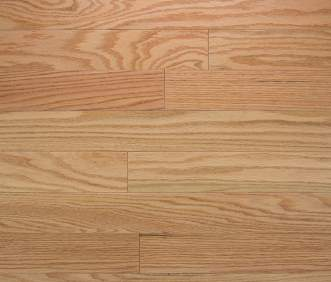 Somerset Hardwood Flooring - Red Oak Natural PS31401 PS2101