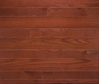 Somerset Flooring - High Gloss Red Oak Cherry
