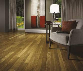 Triangulo Exotic Flooring - Brazilian Ash