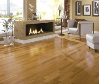 Triangulo Exotic Flooring - Brazilian Cherry