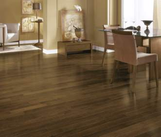 Triangulo Exotic Flooring - Brazilian Chestnut