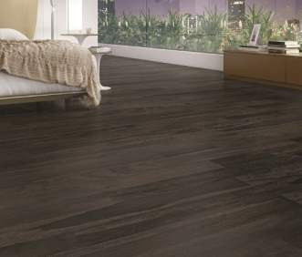 Triangulo Exotic Flooring - Brazilian Pecan Graphite