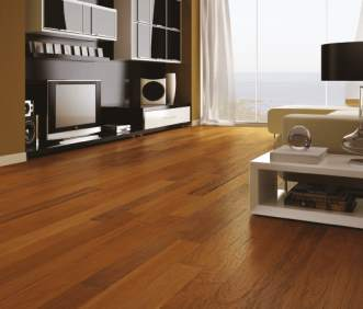 Triangulo Exotic Flooring - Brazilian Walnut
