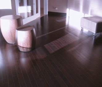 Triangulo Exotic Flooring - Brazilian Maduro Chestnut